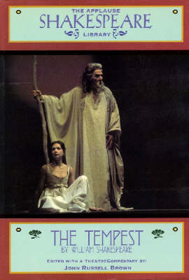 The Tempest - The Applause Shakespeare Library (Paperback)