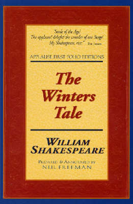 The Winter's Tale - Applause Shakespeare Library Folio Texts (Paperback)