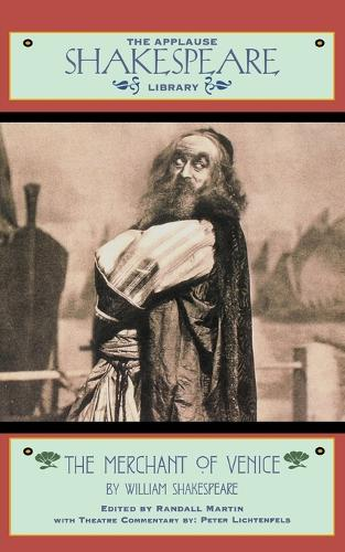 The Merchant of Venice - Applause Books (Paperback)