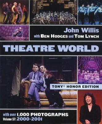 Theatre World 2000-2001 Season - Theatre World (Hardback)