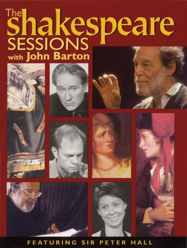 The Shakespeare Sessions with John Barton and Peter Hall (DVD)