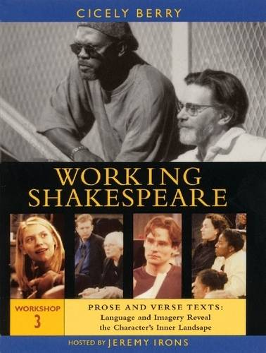 The Working Shakespeare Collection: Prose and Verse Texts Workshop 3 (DVD)