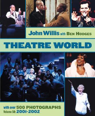 Theatre World 2001-2002: v. 58 (Hardback)