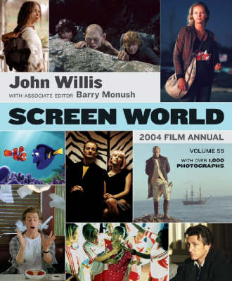 Screen World: 2004 Film Annual - Screen World (Paperback)