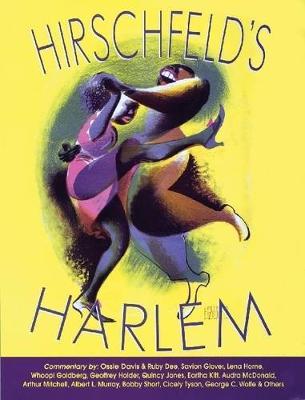 Hirschfeld's Harlem (Paperback)