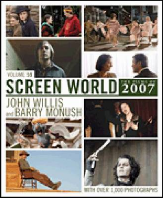 Screen World: The Films of 2007 - Screen World (Hardback)