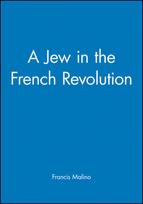 A Jew in the French Revolution - Jewish Society and Culture (Hardback)