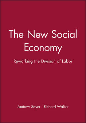 The New Social Economy: Reworking the Division of Labour (Paperback)