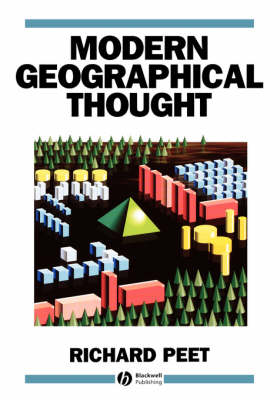 Modern Geographical Thought (Paperback)