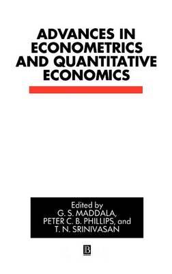 Advances in Econometrics and Quantitative Economics: Essays in Honor of Professor C.R.Rao (Hardback)