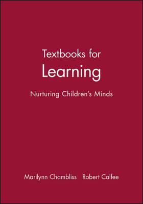 Textbooks for Learning: Nurturing Children's Minds (Paperback)