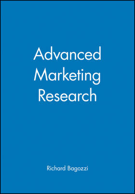 Advanced Marketing Research (Paperback)