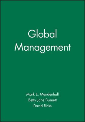 Global Management (Hardback)