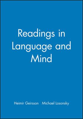 Readings in Language and Mind (Hardback)