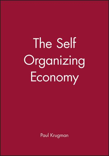 The Self Organizing Economy - Mitsui Lectures in Economics (Hardback)