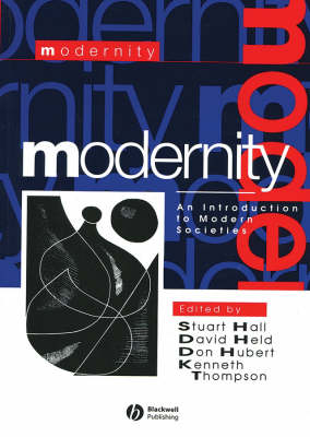 Modernity: An Introduction to Modern Societies (Paperback)
