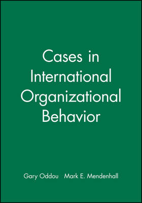 Cases in International Organizational Behavior (Paperback)