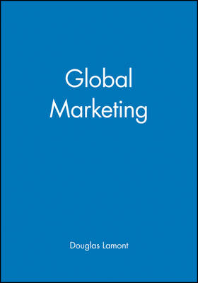 Global Marketing - International Dimensions Marketing (Paperback)