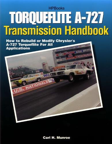 Torqueflight A-727 Transmission Handbook (Paperback)