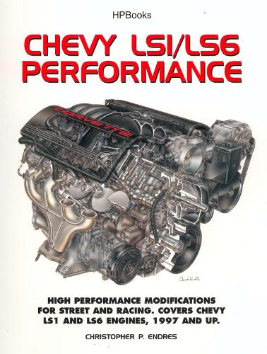 Chevy Ls1/ls6 Performance (Paperback)