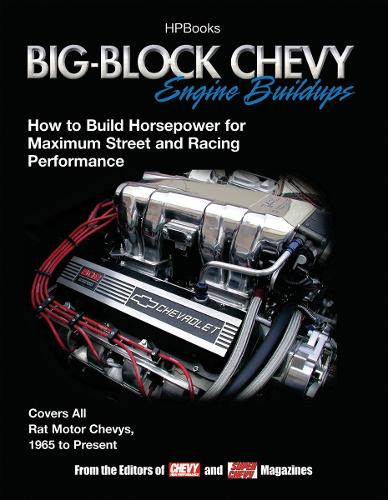 Big-block Chevy Engine Buildups (Paperback)