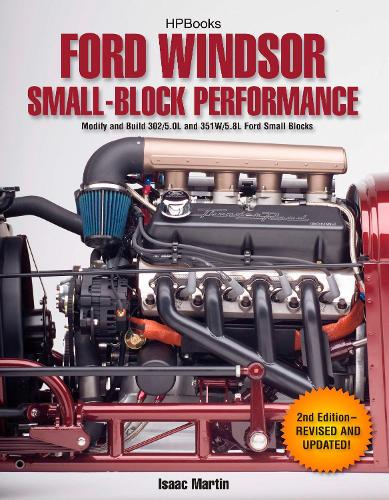 Ford Windsor Small-block Performance (Paperback)
