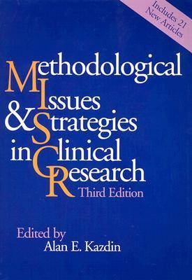 Methodological Issues & Strategies in Clinical Research (Paperback)