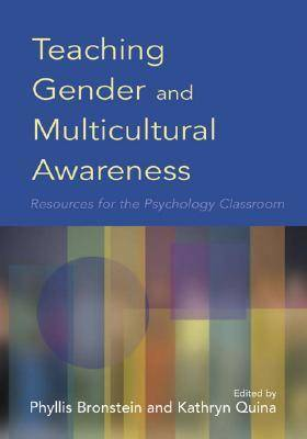Teaching Gender and Multicultural Awareness: Resources for the Psychology Classroom (Paperback)