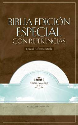 Bible Rvr 1960 Spec Ref White (Book)