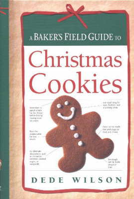 A Baker's Field Guide to Christmas Cookies (Spiral bound)