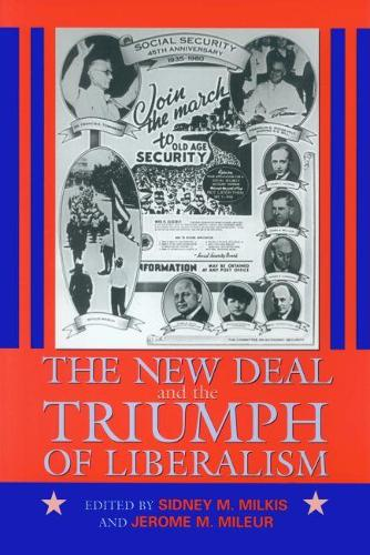 The New Deal and the Triumph of Liberalism - Political Development of the American Nation: Studies in Politics and History (Paperback)