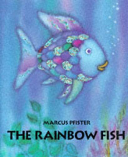 The Rainbow Fish (Hardback)