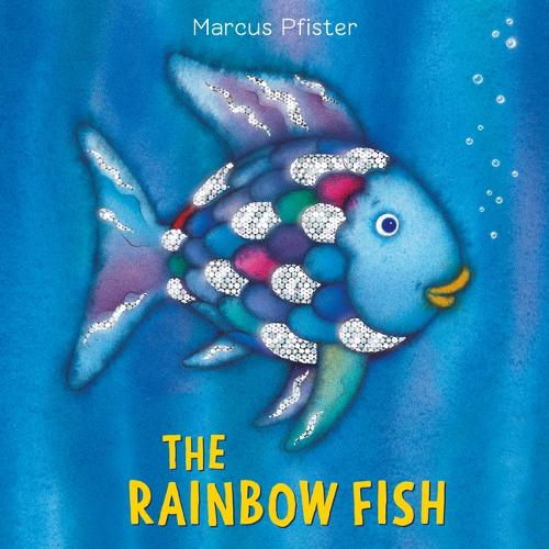 The Rainbow Fish (Board book)