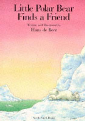 Little Polar Bear Finds a Friend (Paperback)