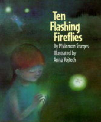 Ten Flashing Fireflies (Paperback)