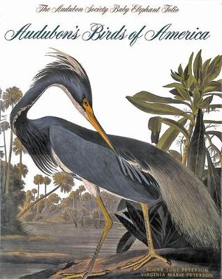 Audubon's Birds of America: The Audubon Society Baby Elephant Folio (Hardback)