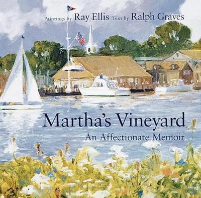 Martha's Vineyard: An Affectionate Memoir (Hardback)