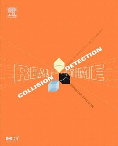 Real-Time Collision Detection (Hardback)