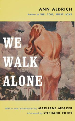 We Walk Alone (Paperback)