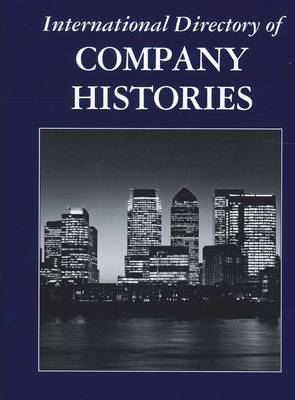 International Directory of Company Histories (Hardback)