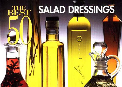 Best 50 Salad Dressings (Paperback)