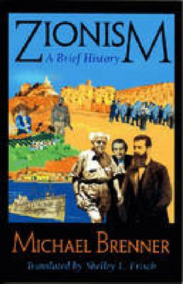 Zionism: A Brief History (Paperback)