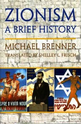 Zionism: A Short History (Hardback)