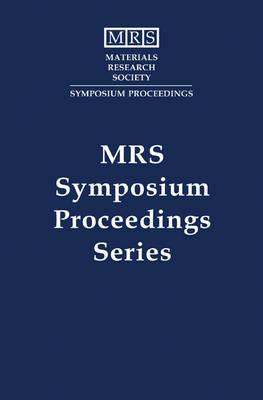 Rapid Thermal and Integrated Processing IV: Volume 387 - MRS Proceedings (Hardback)