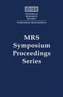 Amorphous and Microcrystalline Silicon Technology - 1997: Volume 467 - MRS Proceedings (Hardback)