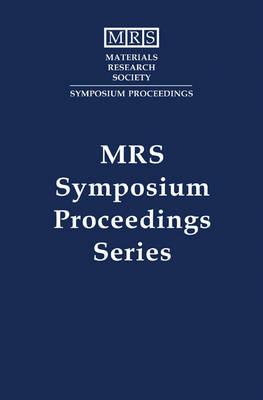 Materials for High-Temperature Superconductor Technologies: Volume 689 - MRS Proceedings (Hardback)