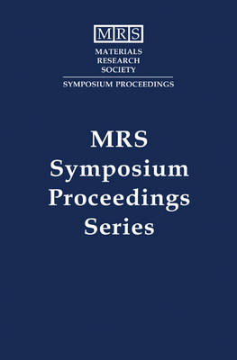 Surface Engineering 2002 - Synthesis, Characterization and Applications: Volume 750 - MRS Proceedings (Hardback)