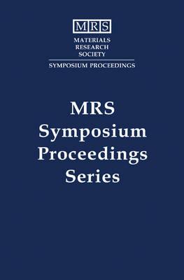 Quasicrystals 2003: Volume 805: Preparation, Properties and Applications - MRS Proceedings (Hardback)