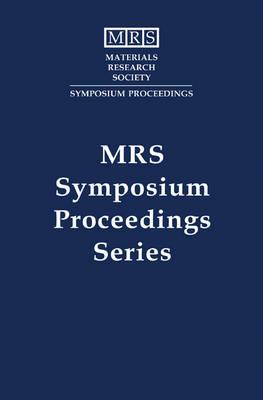 Solid-State Chemistry of Inorganic Materials V: Volume 848 - MRS Proceedings (Hardback)