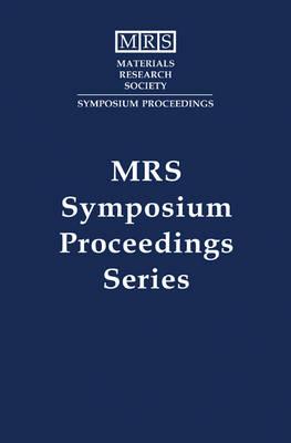 Scientific Basis for Nuclear Waste Management XXX: Volume 985 - MRS Proceedings (Hardback)